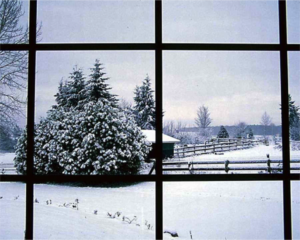 How to Fix Drafty Windows - Chicago Winters