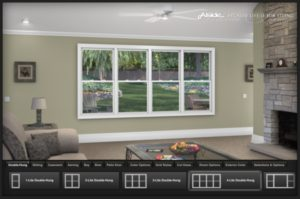 Online Virtual Window Designer