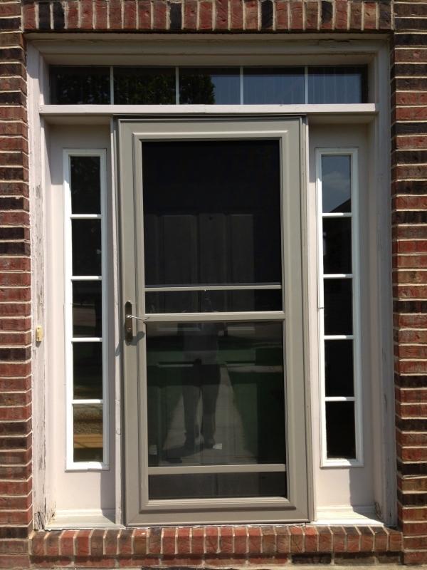 Door Contractors Photos - Aurora, IL - Before