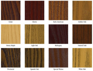 House Door Finishes