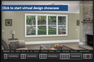 Online Virtual Window Designer Showcase