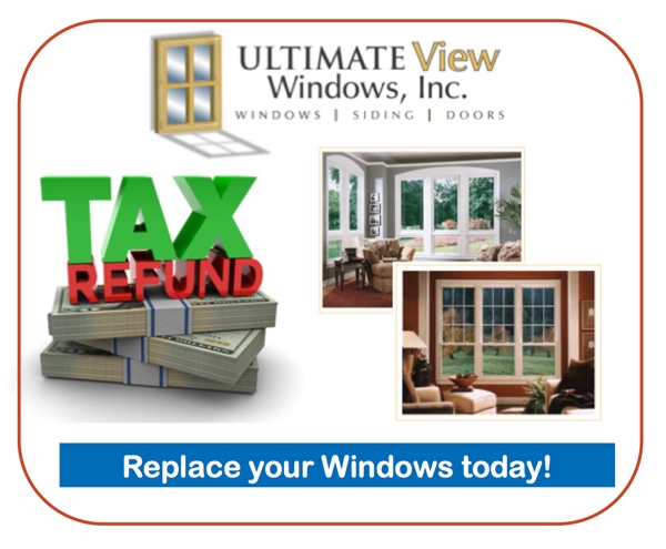 Tax Season Refund Home Improvement Windows