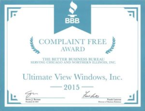 Ultimate View Windows BBB 2015