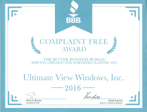 Ultimate View Windows BBB 2016